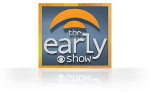 Erin on the CBS Early Show