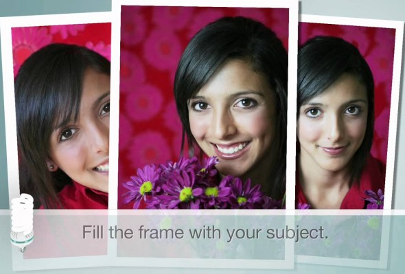 Create a great portrait