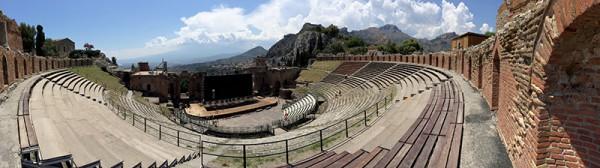 taormina amphitheater